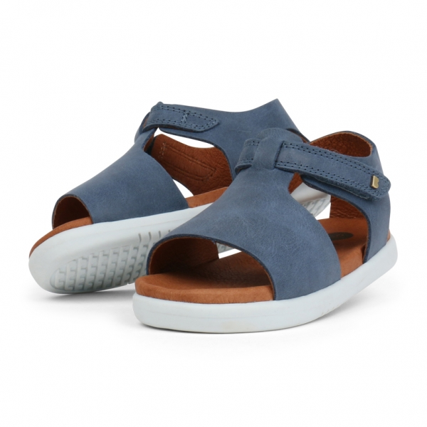 Bobux: iWalk Mirror Sandal Denim