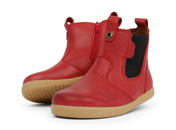 Bobux: iWalk Jodhpur Boot Red