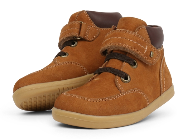Bobux: iWalk Timber Boot Mustard
