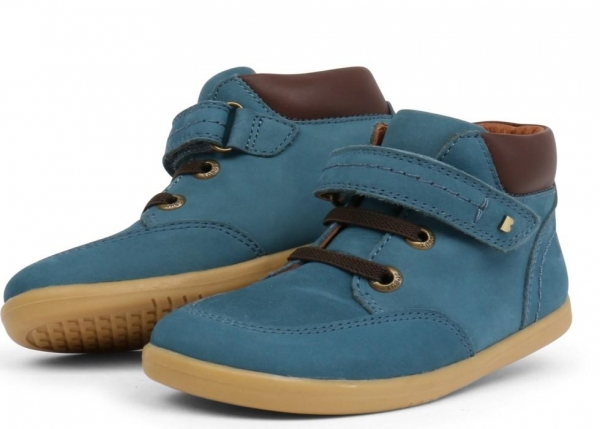 Bobux: iWalk Timber Boot Airforce