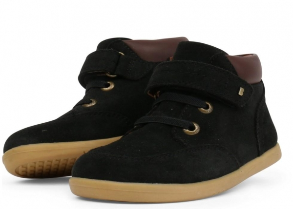 Bobux: iWalk Timber Boot Black