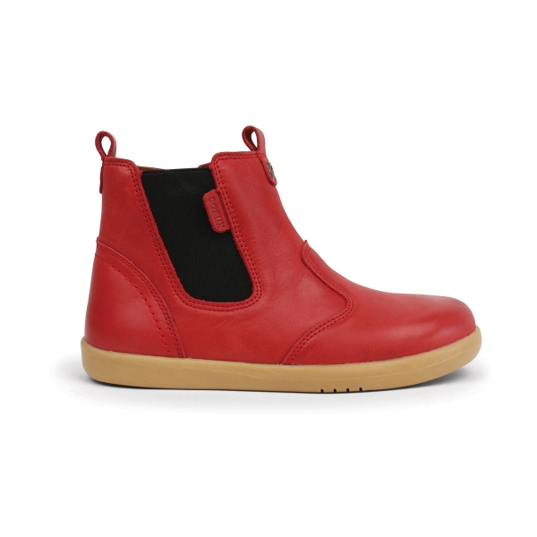Bobux: kid+ Jodhpur Boot Red