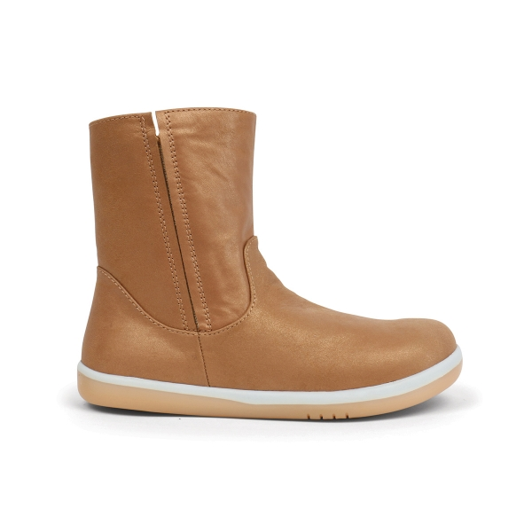 Bobux: kid+ Shire Boot Caramel
