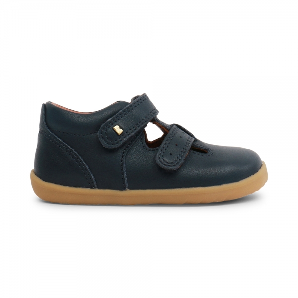 Bobux: Step up Jack and Jill Shoe Navy