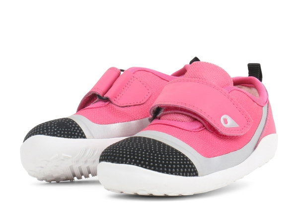 Bobux: iWalk Lo Dimension Shoe Fuchsia